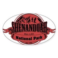shenandoah 1 Decal