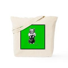Toto Tote Bag