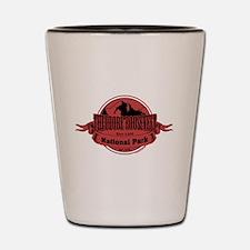 theodore roosevelt 3 Shot Glass