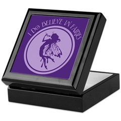 Fairies Keepsake Box