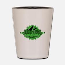 theodore roosevelt 5 Shot Glass