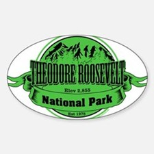 theodore roosevelt 2 Decal