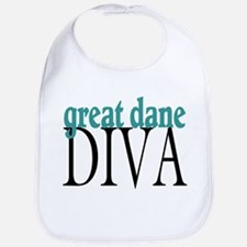 Great Dane Diva Bib