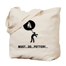 Pottery Tote Bag