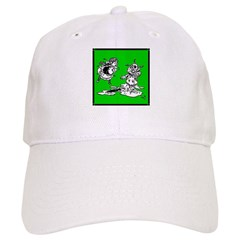 Wicked Witch is Dead Baseball Cap