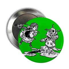 Wicked Witch is Dead Button