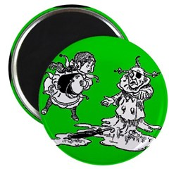 Wicked Witch is Dead Magnet