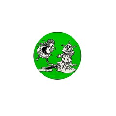 Wicked Witch is Dead Mini Button (100 pack)