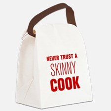 never-trust-a-skinny-cook-AKZ-BROWN Canvas Lunch B