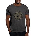 Samhain Celtic Knot T-Shirt Design in Dark Colors