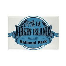 virgin islands 1 Rectangle Magnet