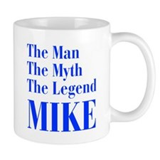 man-myth-legend-mike-bod-blue Mug