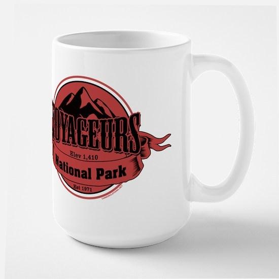 voyageurs 4 Mug