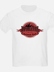 voyageurs 4 T-Shirt