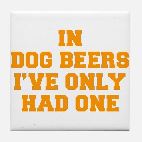 in-dog-beers-FRESH-ORANGE Tile Coaster