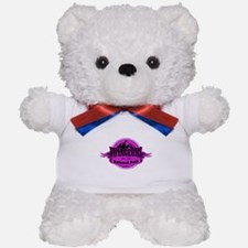 voyageurs 4 Teddy Bear