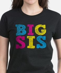 Multi-Colored Big Sis T-Shirt
