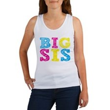 Multi-Colored Big Sis Tank Top