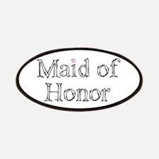 Maid of Honor Patches