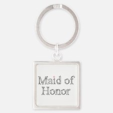Maid of Honor Keychains