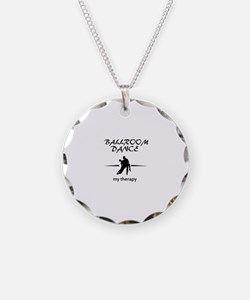 Ballroom Dance my therapy designs Necklace