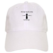 Belly Dancing my therapy designs Baseball Cap
