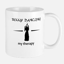 Belly Dancing my therapy designs Mug