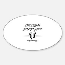 Irish Step Dance my therapy designs Decal
