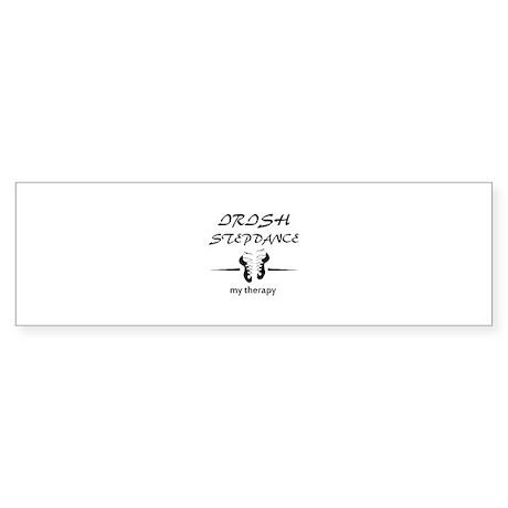 Irish Step Dance my therapy designs Sticker (Bumpe