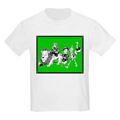 Character Illustrations Kids T-Shirt