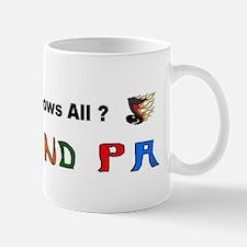 Grandpa Knows Mug