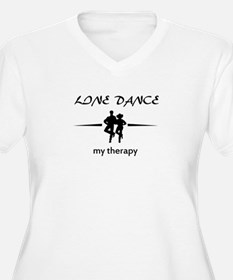 Line dance my therapy designs T-Shirt