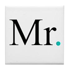 Mr. Tile Coaster