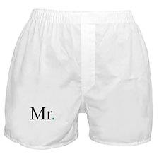 Mr. Boxer Shorts