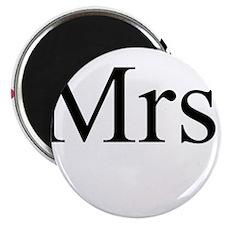 """Mrs. 2.25"""" Magnet (10 pack)"""