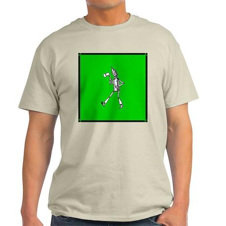 Tin Man 1 Ash Grey T-Shirt