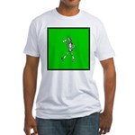 Tin Man 1 Fitted T-Shirt
