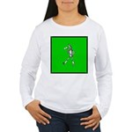 Tin Man 1 Women's Long Sleeve T-Shirt