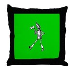 Tin Man 1 Throw Pillow