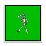 Tin Man 1 Tile Coaster