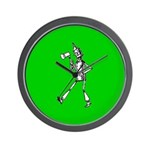 Tin Man 1 Wall Clock