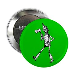 Tin Man 1 Button