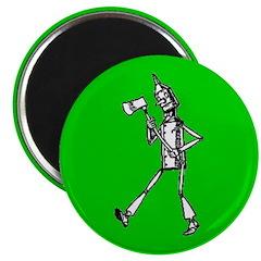 """Tin Man 1 2.25"""" Magnet (100 pack)"""