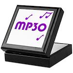 MP30, 30th, MP3 Keepsake Box