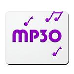 MP30, 30th, MP3 Mousepad