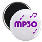 MP30, 30th, MP3 Magnet
