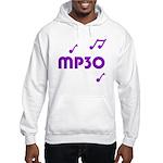 MP30, 30th, MP3 Hooded Sweatshirt