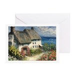 Mariner's Cottage Greeting Cards (Pk of 10)