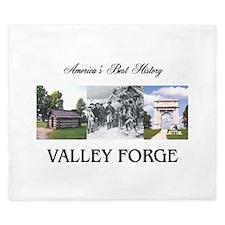 ABH Valley Forge King Duvet