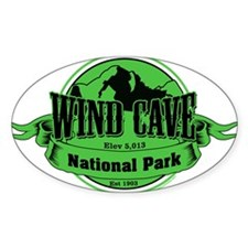 wind cave 3 Decal